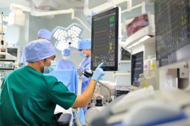 子宮脱の手術を安全に行うための守護神・麻酔科
