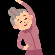 (小ネタ)骨盤臓器脱手術を受けたご婦人たちがやってる、謎の体操